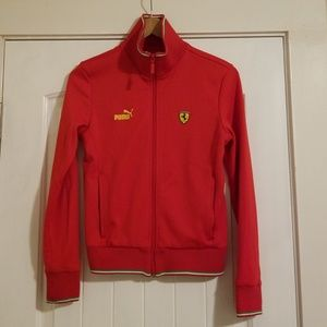🧥 Puma Ferrari AUTHENTIC Champion 1 Track Jacket